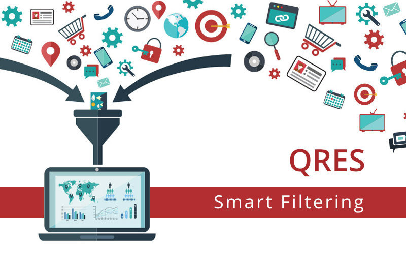 QRES Smart Filtering Focuses Your Marketing Efforts