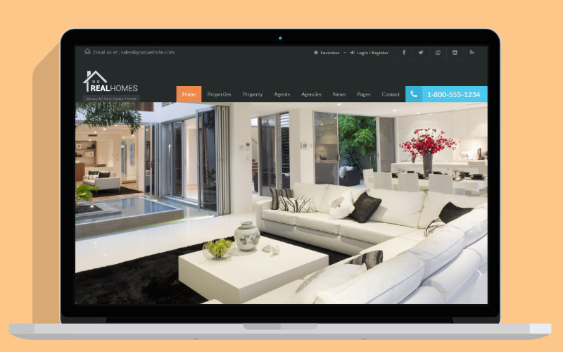 WordPress Real Estate Websites